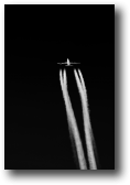 JET AND TRAILS<br />2009