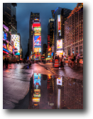 TIMES SQUARE,<br />MANHATTAN, NEW YORK<br />2009