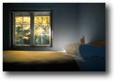 Bedroom,<br />Harriman, New York, 2001