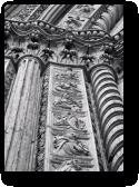 Basilica Doorway,<br />Basilica di San Petronio, Bologna, Italy, 2005